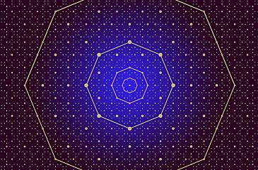Квантовый симулятор реализовали на квазикристаллической решетке