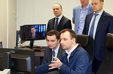 На «Ильюшине» открылась лаборатория цифровых технологий